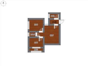 左家新村出租房-户型图