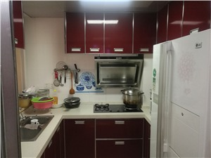 景洲公寓二手房-厨房