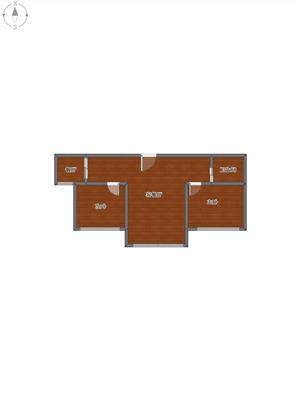 景洲公寓二手房-户型图