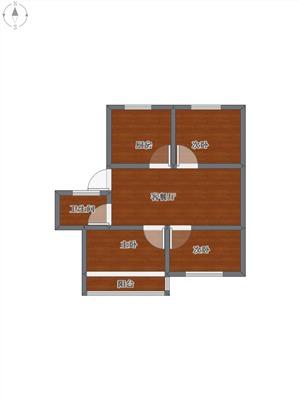 三塘沁园二手房-户型图