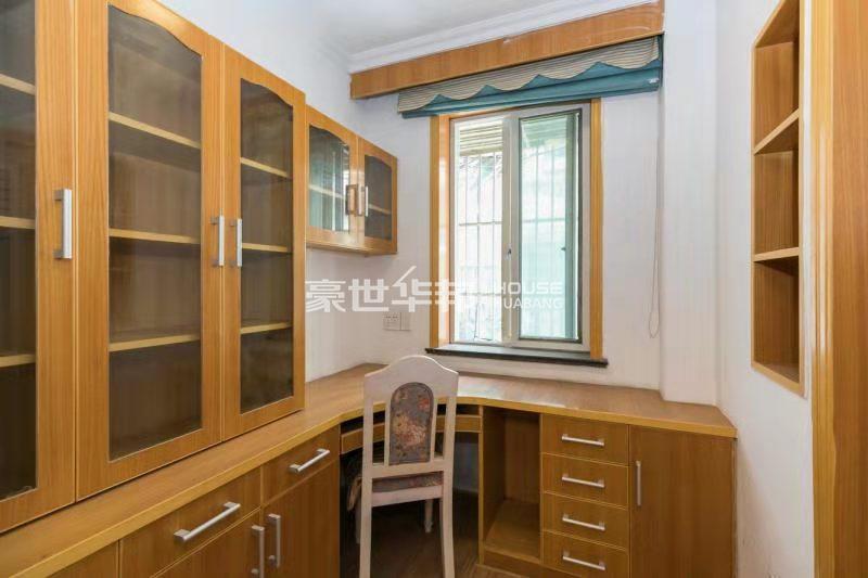 文亭公寓出租房-书房