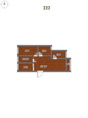 紫荆家园二手房-户型图