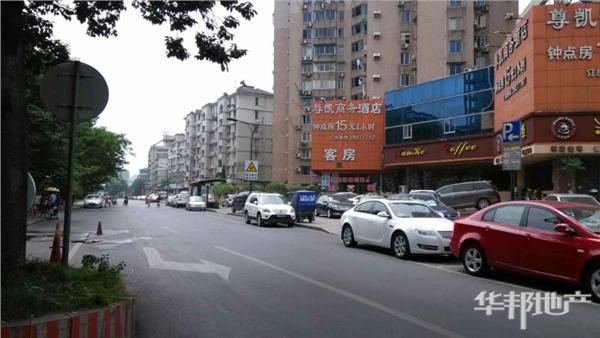 抚宁巷中河南路交叉口
