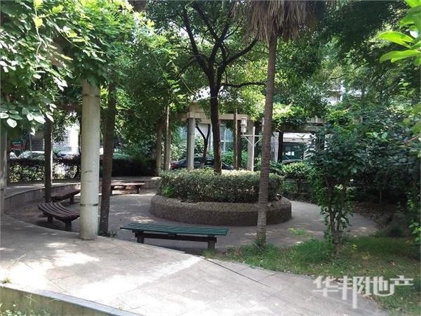 小区中心景观花园
