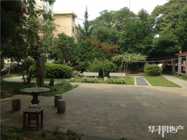 四区中心花园