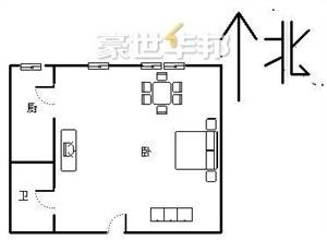 银色港湾二手房-户型图