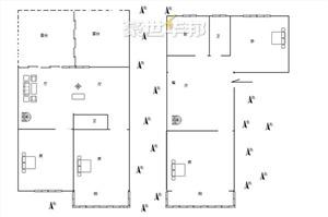 复兴南苑二手房-户型图