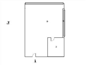 银都大厦二手房-户型图
