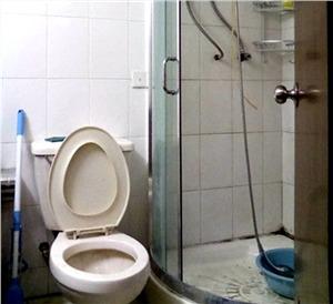 银都大厦二手房-卫生间
