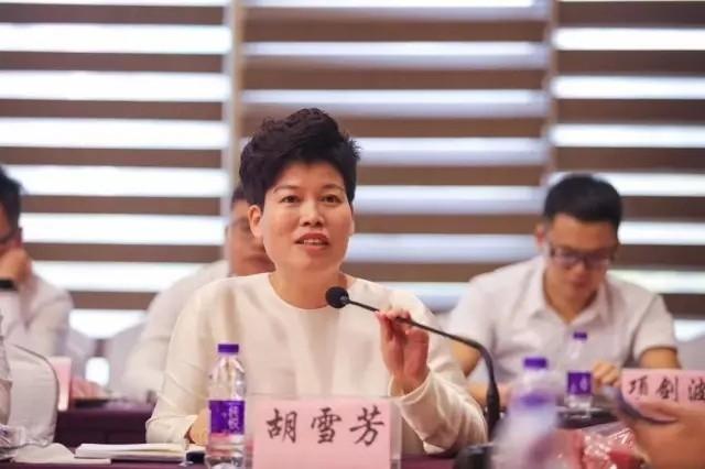 豪世华邦胡雪芳:把握新的时代机遇,迎来更大的发展