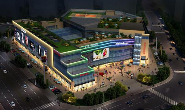 江南时代购物中心