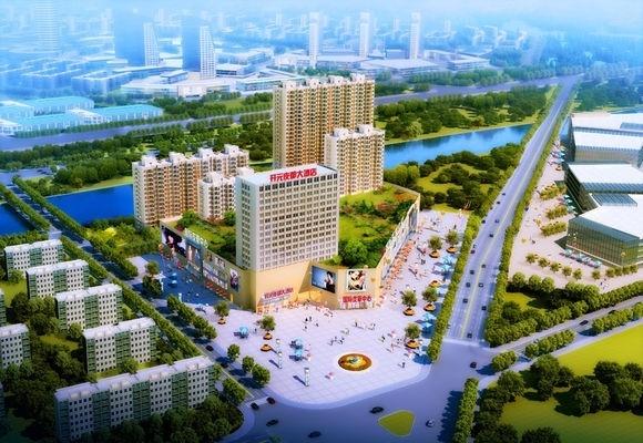 中国崇福国际皮草中心楼盘